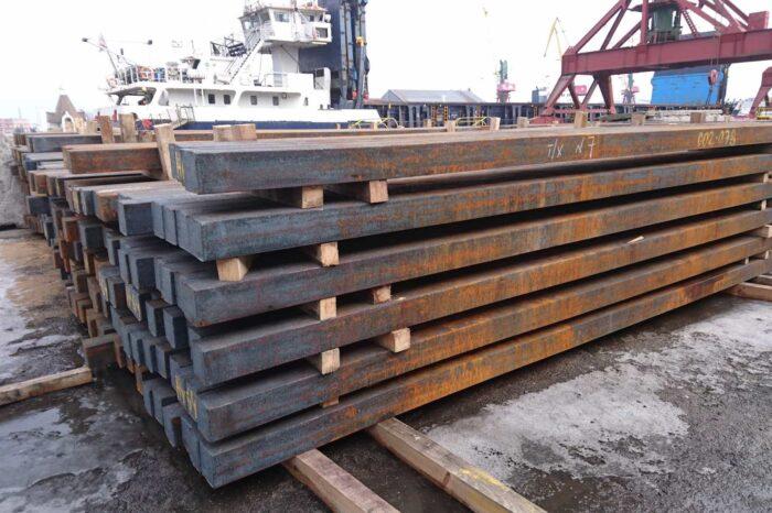 У портах Чорного моря стабілізувалися ціни на сталеву заготовку